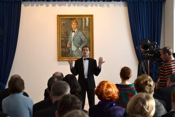 Народный музей Есенина отметил трёхлетие со дня основания