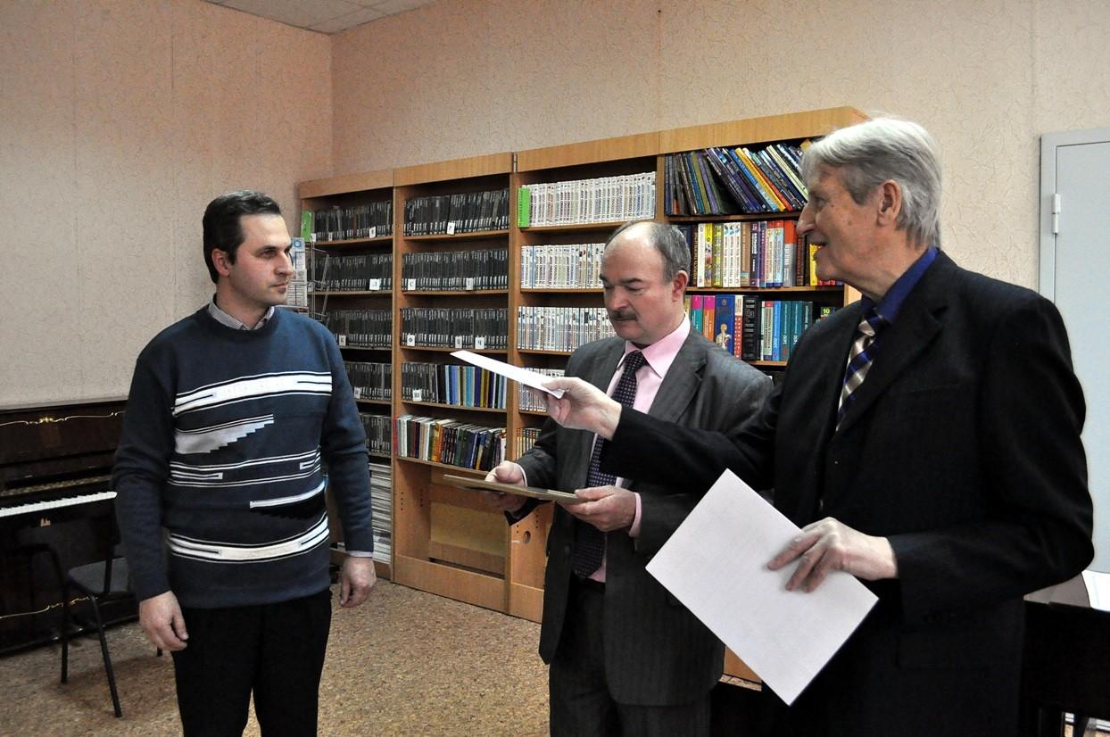 Чествовали лауреатов литературной премии «Кольцовский край»