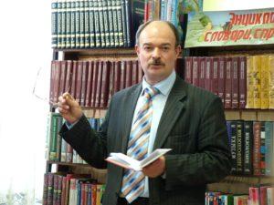 Встреча с читателями в Эртильской районной библиотеке