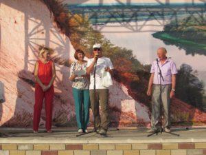 Причал вдохновения на берегу Богучарки