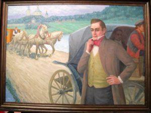 В Воронеже имя Грибоедова должно быть увековечено