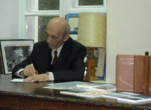 Творчество Виктора Будакова обсудили в Москве