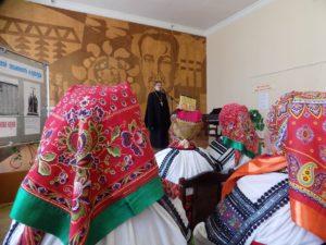 Прикосновение к истокам нашей культуры и духовности
