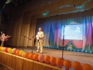 Седьмой творческий фестиваль «Я автор» для людей с ограниченными возможностями