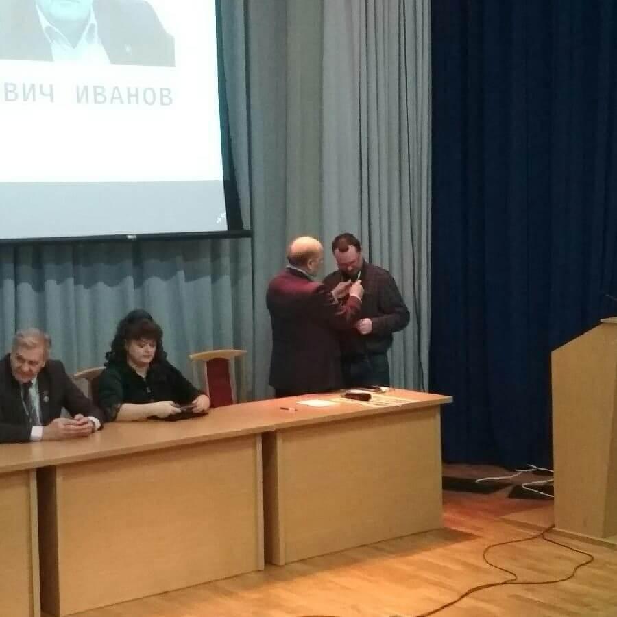 Пополнение в Союзе писателей России