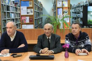 Литературные встречи
