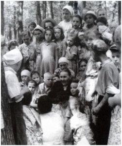 «ЛИНИЯ ФРОНТА – ЛИНИЯ СЛОВА»: АННА