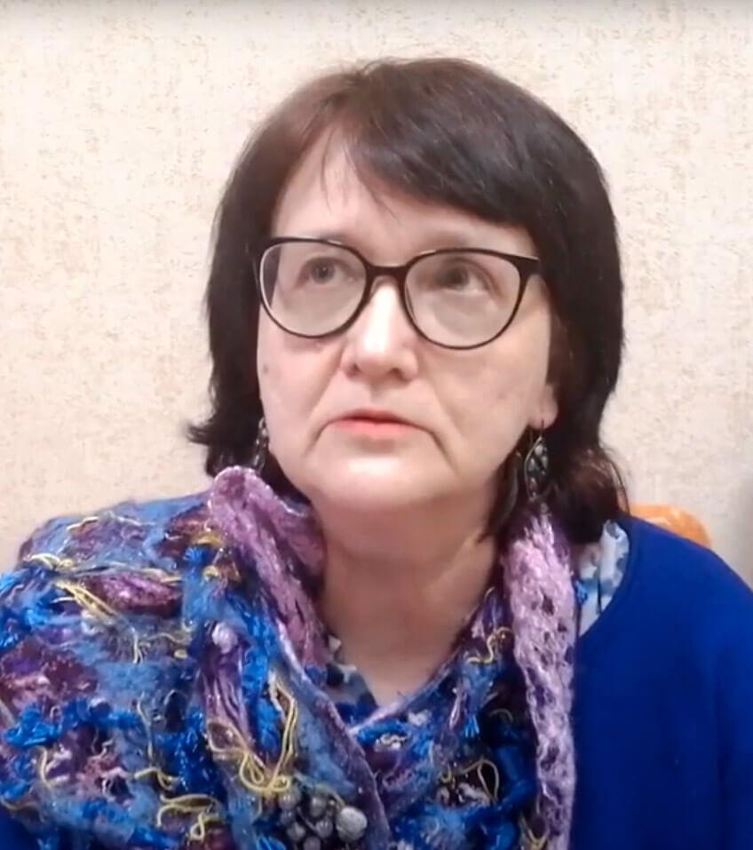 Людмила Шилина. О сказках, произведениях для подростков  и новых книгах