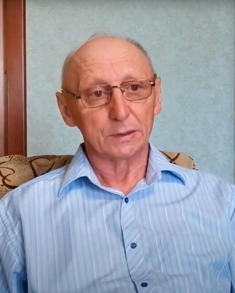 Александр Нестругин. О первых стихах и своем пути в литературе